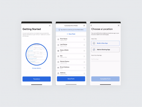 Mobile Product Design