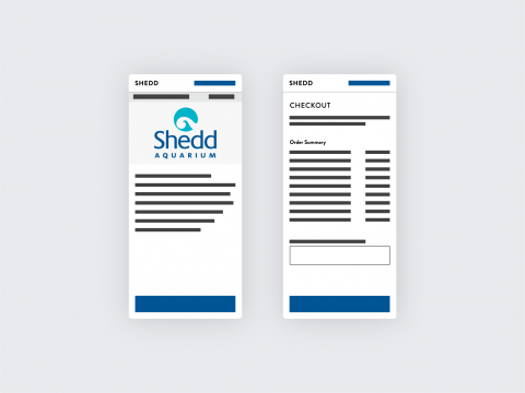 Protected: Shedd Aquarium User Flows
